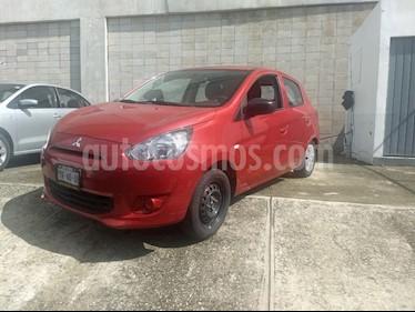 Foto venta Auto Seminuevo Mitsubishi Mirage GLX (2015) color Rojo precio $125,000