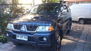 foto Mitsubishi Montero Sport 2.5 Diesel 4X4 GLX Aut