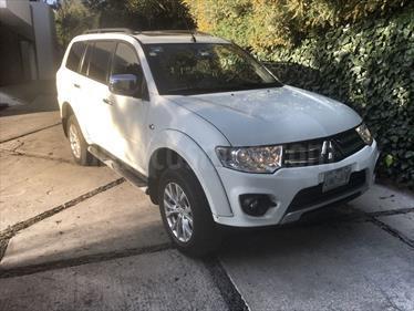 Foto venta Auto Seminuevo Mitsubishi Montero Sport 3.5L (2015) color Blanco precio $285,000