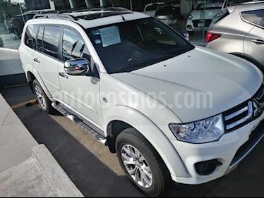 Foto venta Auto Seminuevo Mitsubishi Montero Sport 3.5L (2014) color Blanco precio $252,000