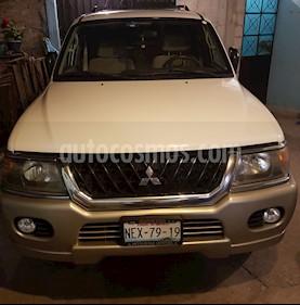 Foto venta Auto Seminuevo Mitsubishi Montero Sport 3.5L (2007) color Blanco precio $95,000