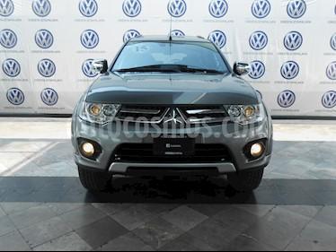 Foto venta Auto Seminuevo Mitsubishi Montero Sport 3.5L (2015) color Plata Reflex precio $294,000