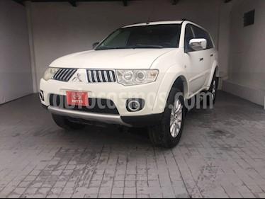 Foto venta Auto Seminuevo Mitsubishi Montero Sport Advance 4X2 (2012) color Blanco precio $214,000