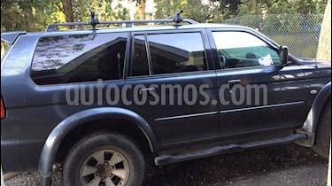 Foto venta Auto Usado Mitsubishi Montero Sport Sport 3.0 4X4 (2007) color Azul precio $4.500.000