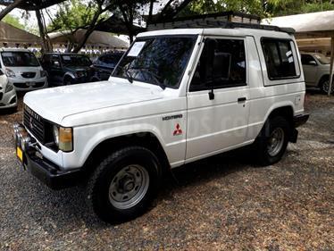 Mitsubishi Motors Montero 2.6 usado (1996) color Blanco precio $18.500.000