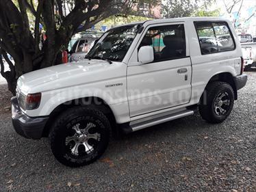 Foto venta Carro usado Mitsubishi Montero 2.6 (1997) color Blanco precio $25.000.000