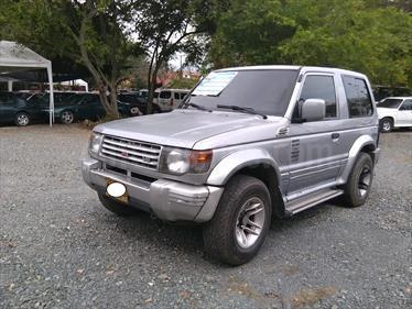 Foto venta Carro usado Mitsubishi Montero 3.0L (2001) color Gris precio $23.500.000