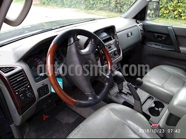 Mitsubishi Montero 3.2 Diesel 4X4 Aut 5P usado (2002) color Azul precio $6.400.000