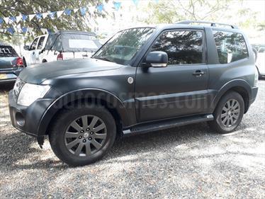 Mitsubishi Montero 3.2L Di Lujo Aut usado (2008) color Negro precio $68.500.000