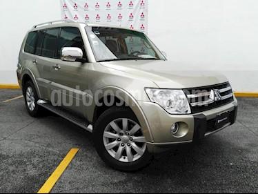 Foto venta Auto Seminuevo Mitsubishi Montero Limited (2013) color Arena precio $259,000