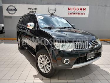 Foto venta Auto Seminuevo Mitsubishi Montero Limited (2013) color Negro precio $229,000