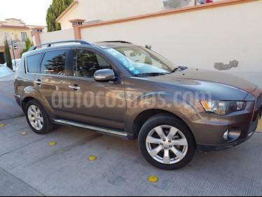 Foto venta Auto usado Mitsubishi Outlander 2.4L Limited (2011) color Gris Titanio precio $195,000