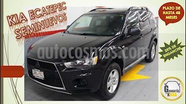Foto venta Auto Usado Mitsubishi Outlander 2.4L XLS (2011) color Negro precio $153,000