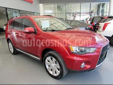 Foto venta Auto Usado Mitsubishi Outlander 3.0L Limited (2013) color Rojo precio $210,000