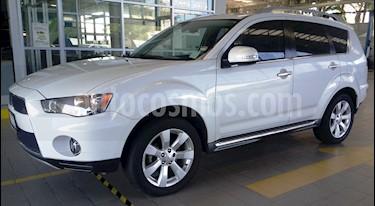 Foto venta Auto Usado Mitsubishi Outlander 3.0L Limited (2010) color Blanco precio $140,000