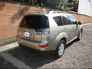 Foto venta Auto Usado Mitsubishi Outlander 3.0L LS 7 Pas (2009) color Arena precio $104,000