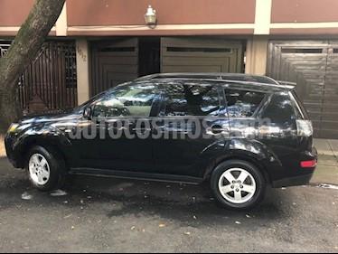 Foto venta Auto Seminuevo Mitsubishi Outlander 3.0L LS (2007) color Negro precio $95,000