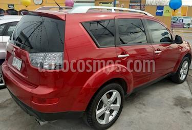 Foto venta Auto Seminuevo Mitsubishi Outlander 3.0L XLS Premium (2008) color Rojo precio $120,000