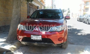 Foto venta Auto Seminuevo Mitsubishi Outlander Mitsubishi Outlander 2.4L Limited (2009) color Rojo precio $135,000
