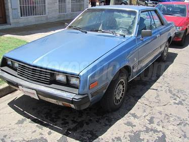 Foto venta Auto Usado Mitsubishi Sapporo Coupe (1981) color Celeste precio $24.800