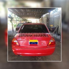 Foto venta carro usado Mitsubishi Signo Plus 1.3L (2003) color Rojo precio u$s650