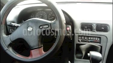 Foto venta Auto Usado Nissan 240 SX SE Fastback (1993) color Purpura precio $85,500