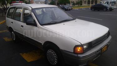 Foto venta Auto Usado Nissan AD Wagon  (1997) color Blanco precio u$s2,900