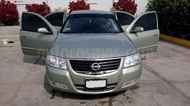 Foto venta Auto usado Nissan Almera 1.6L (2010) color Dorado precio u$s8,400