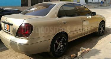 Foto venta Auto usado Nissan Almera 1.6L (2005) color Dorado precio u$s6,900