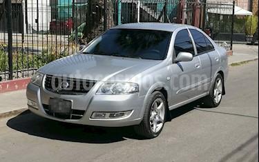 Foto venta Auto usado Nissan Almera 1.6L (2009) color Plata precio u$s7,800
