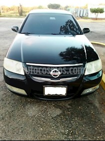 Foto venta carro usado Nissan Almera SE 1.6L Aut (2007) color Negro precio u$s3.500