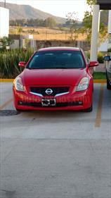 Foto venta Auto Usado Nissan Altima Coupe SR 3.5L (2009) color Rojo precio $180,000