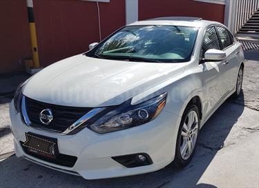 Foto venta Auto usado Nissan Altima Advance NAVI (2017) color Blanco Perla precio $359,000