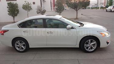 Foto venta Auto usado Nissan Altima Advance NAVI (2016) color Blanco precio $270,000