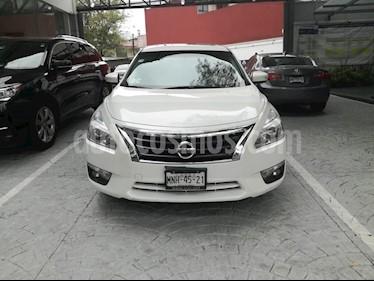 Foto venta Auto Usado Nissan Altima Advance NAVI (2013) color Blanco precio $186,000