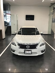 Foto venta Auto Usado Nissan Altima Advance (2015) color Blanco precio $249,900