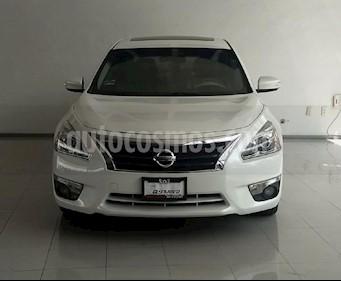 Foto venta Auto Usado Nissan Altima Exclusive (2015) color Blanco precio $245,000
