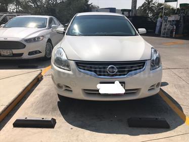 Foto venta Auto usado Nissan Altima S 2.5L CVT (2012) color Blanco precio $132,000
