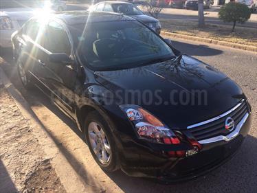 Foto venta Auto usado Nissan Altima S 2.5L CVT (2008) color Negro precio $102,000