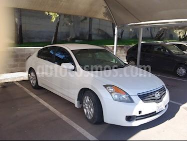 Foto venta Auto Seminuevo Nissan Altima S 2.5L CVT (2009) color Blanco precio $105,000