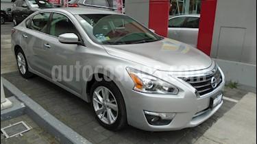 Foto venta Auto Usado Nissan Altima Sense (2013) color Plata precio $175,000