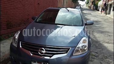 Foto venta Auto Usado Nissan Altima SL 2.5L CVT High  (2012) color Gris precio $145,900