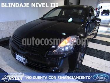 Foto venta Auto Seminuevo Nissan Altima SL 2.5L CVT High (2007) color Negro precio $170,000