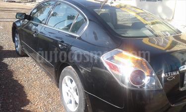 Foto venta Auto usado Nissan Altima SL 2.5L CVT (2007) color Negro precio $86,500