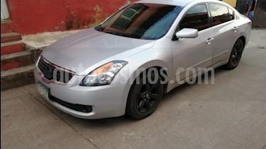 Foto venta Auto usado Nissan Altima SL 2.5L CVT (2007) color Plata precio $100,000