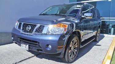 foto Nissan Armada Advance