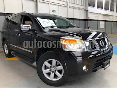 Foto venta Auto Usado Nissan Armada Exclusive (2013) color Negro precio $330,000