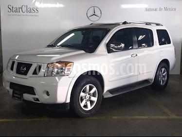 Foto venta Auto usado Nissan Armada SE 4x4 (2010) color Blanco precio $199,000
