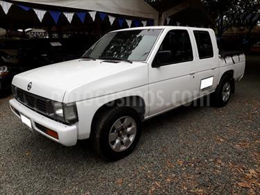 Foto venta Carro usado Nissan d21 pick up (2007) color Blanco precio $26.000.000