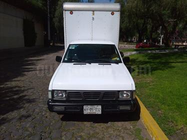 Foto venta Auto Seminuevo Nissan Estacas Largo TM5 (2006) color Blanco precio $98,000